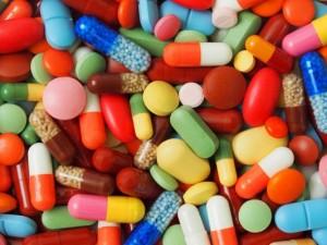 Medicine background